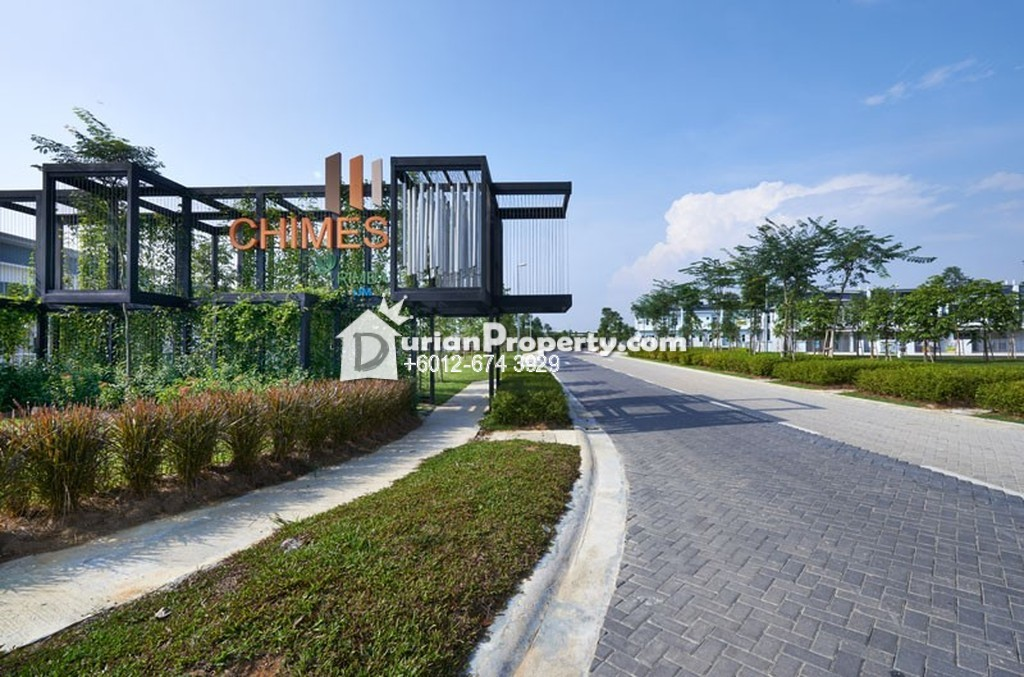 Terrace House For Sale at Bandar Rimbayu, Selangor