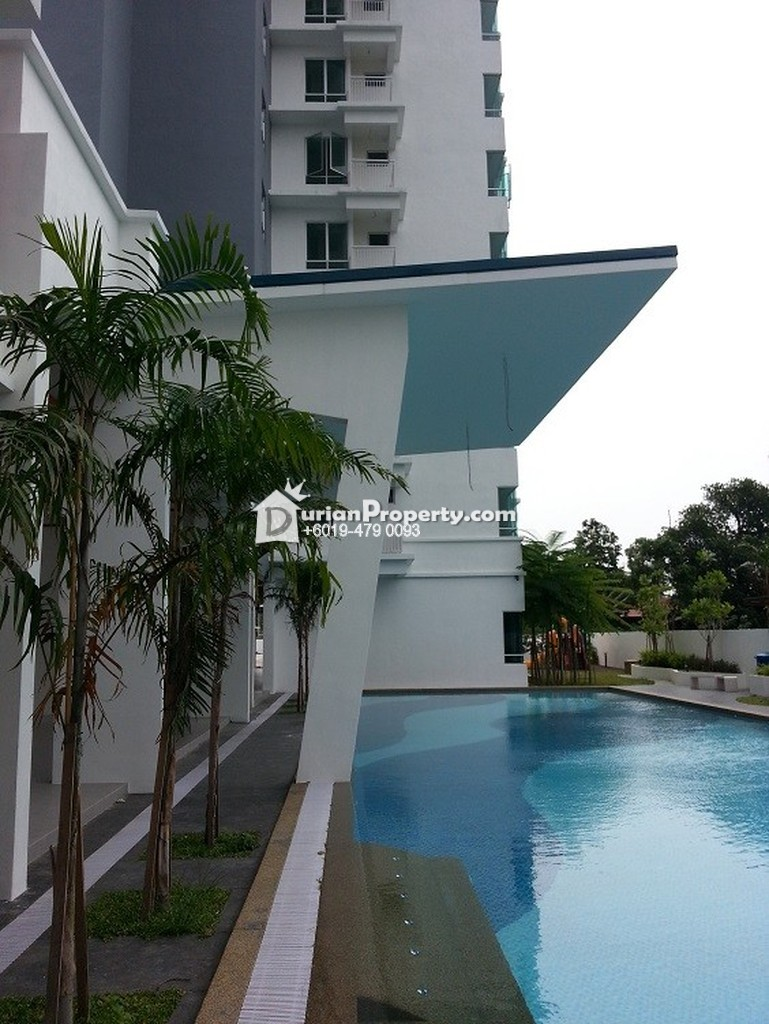 Condo For Rent at Goodfields Residence, Bukit Minyak