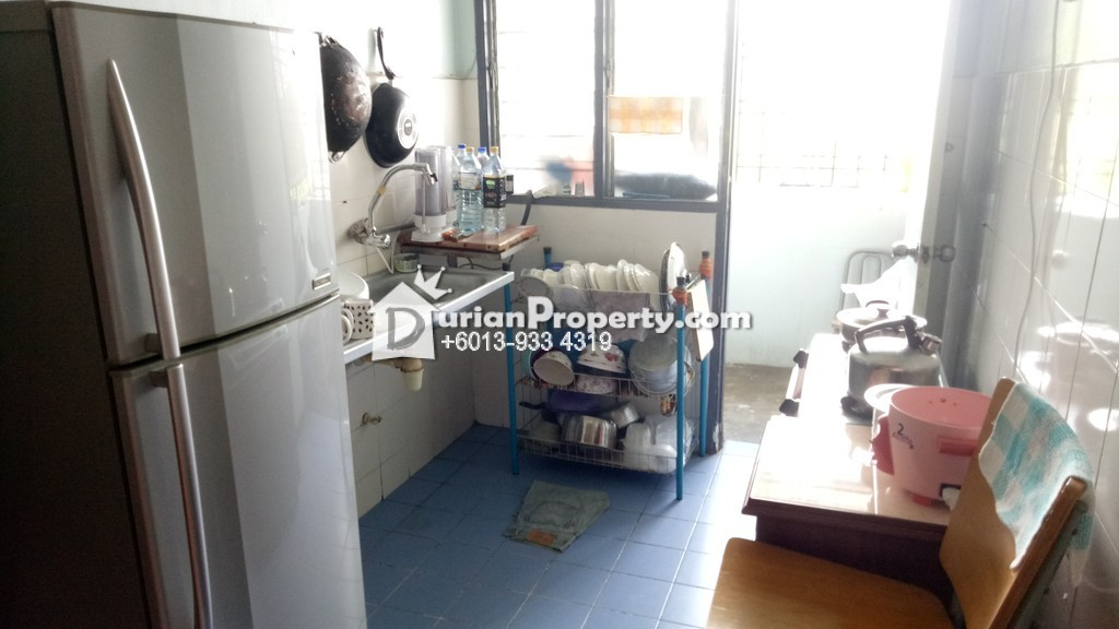 Apartment For Sale at Sri Baiduri Apartment, Ukay Perdana
