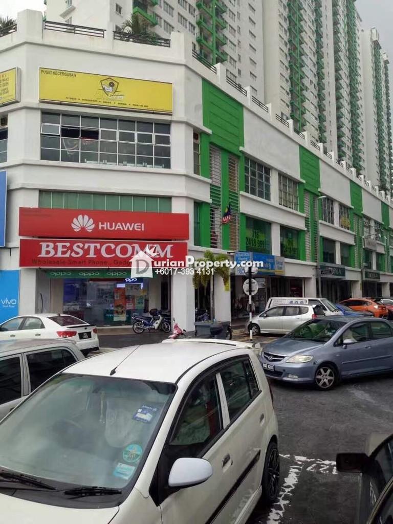 Shop For Rent at Parklane OUG, Old Klang Road