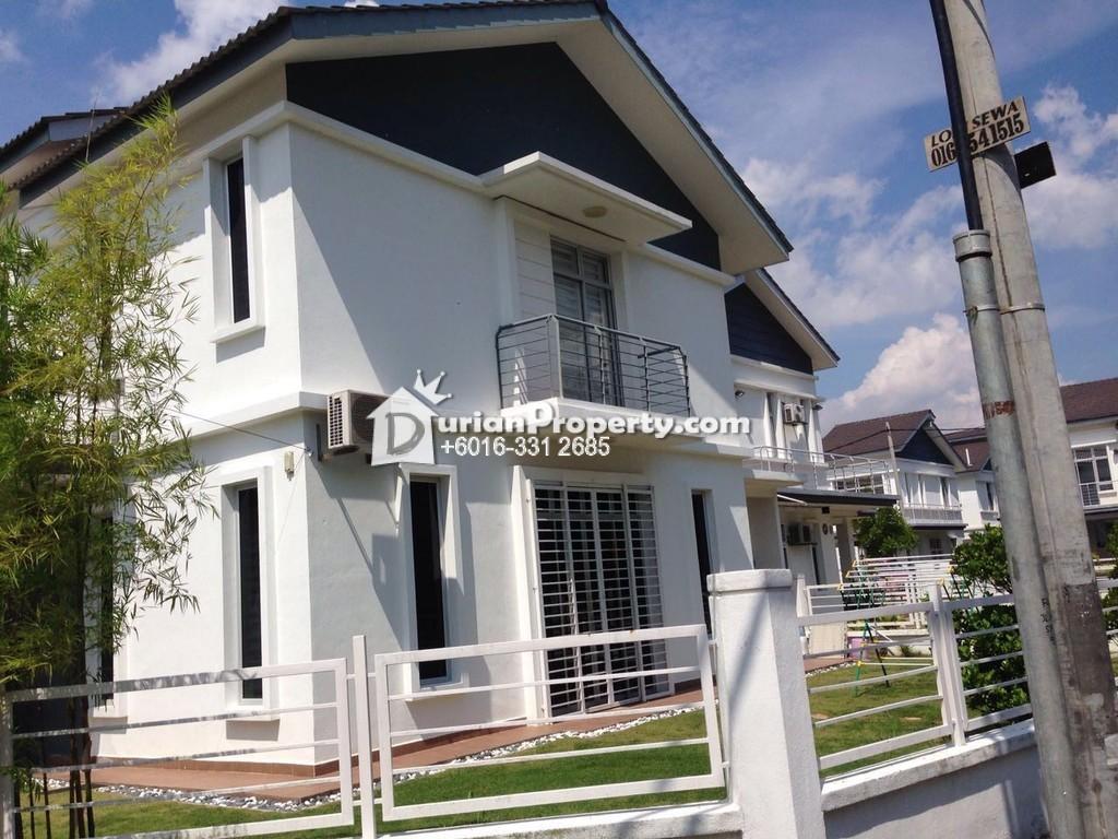 Cluster For Sale at Bandar Saujana Putra, Jenjarom