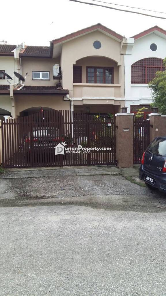 Terrace House For Sale at USJ 4, USJ