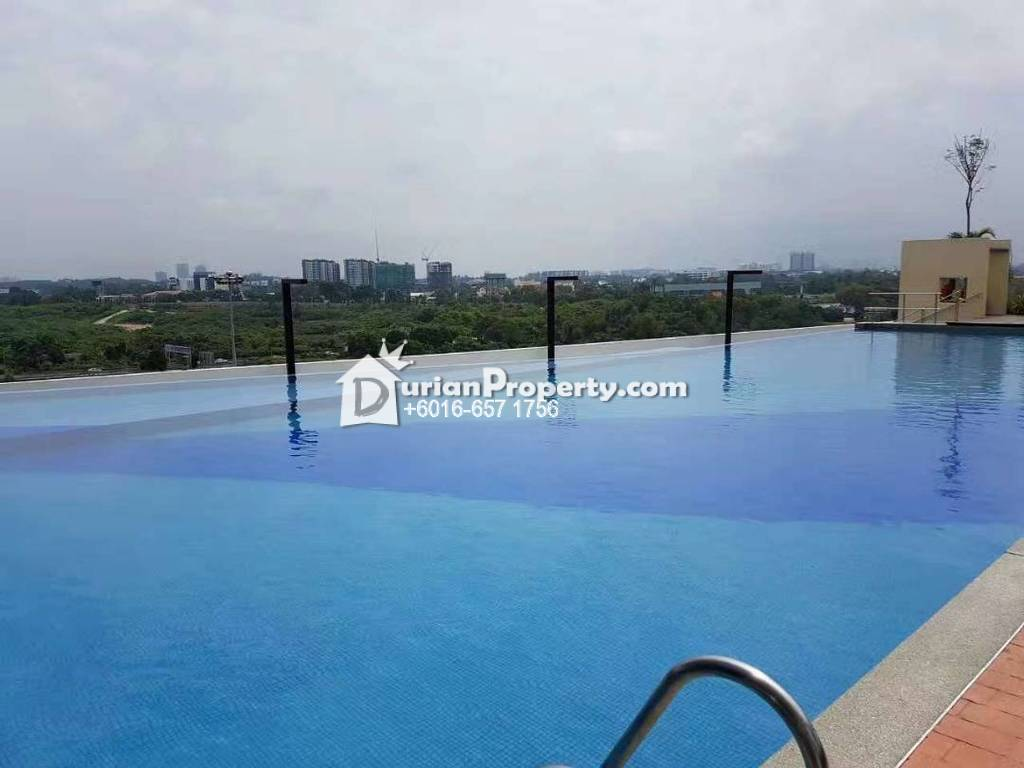 Apartment For Sale at Metia Residence, Shah Alam