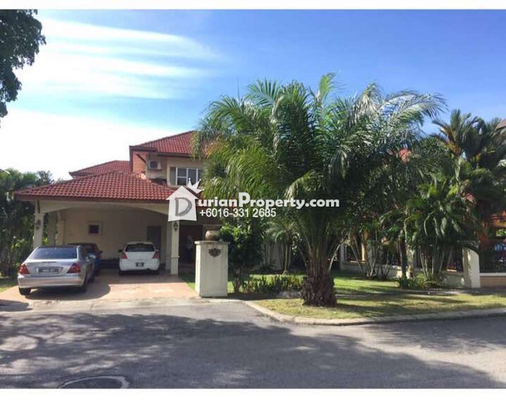 Bungalow House For Sale at Sri Damai, Bukit Rimau