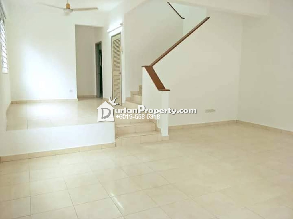 Terrace House For Sale at Palm Walk, Bandar Sungai Long