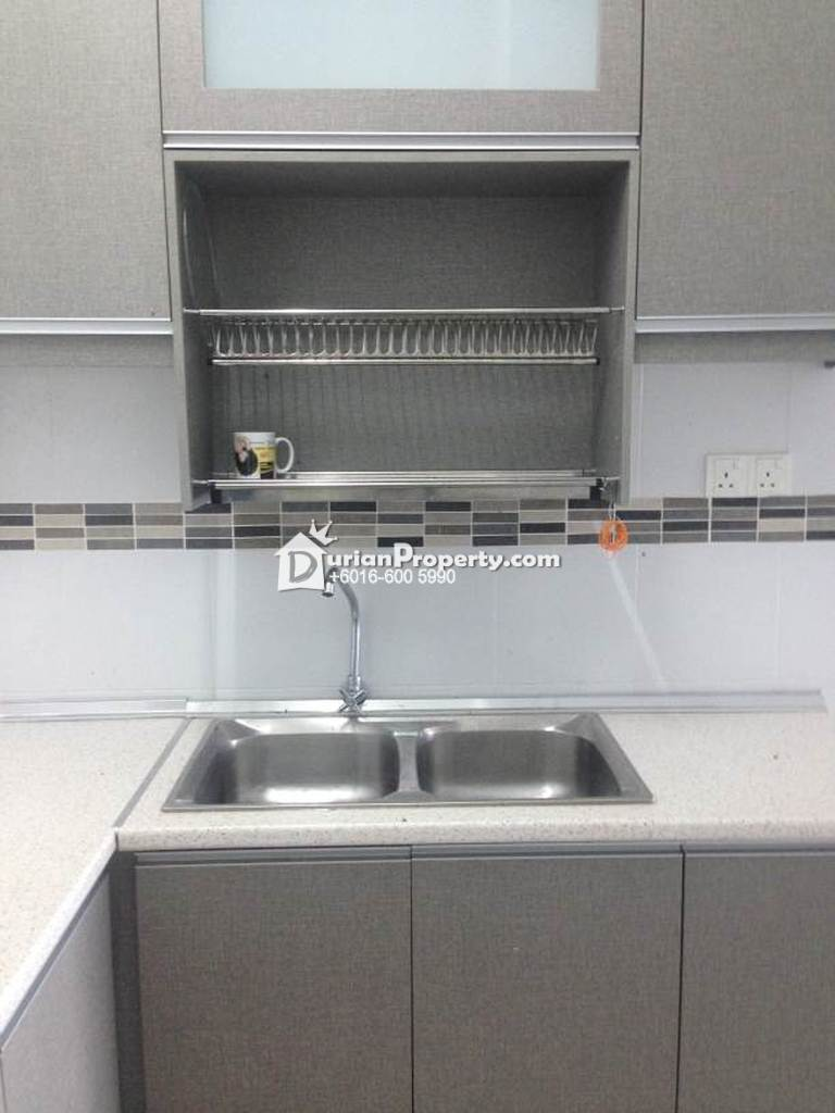 Condo For Rent at Kristal View, Shah Alam