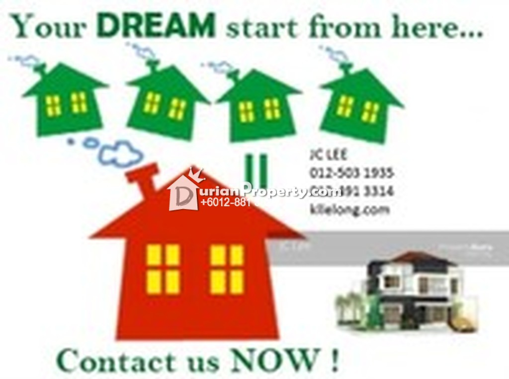 Townhouse For Rent at Amansiara, Rawang