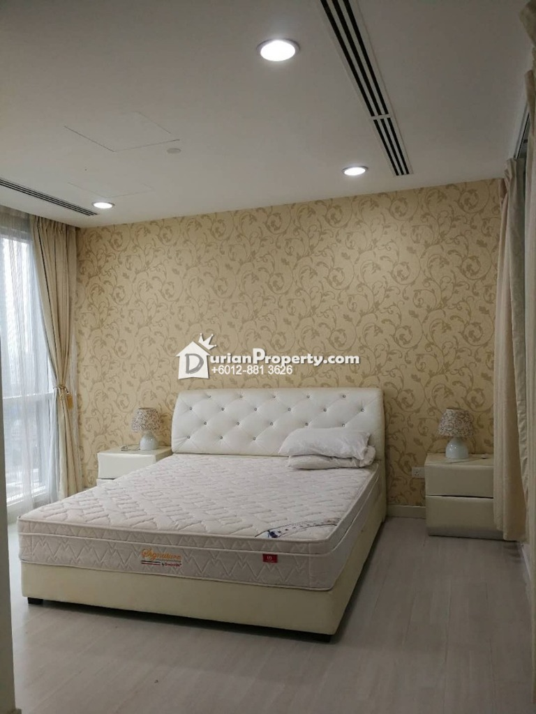 Serviced Residence For Rent at Binjai 8, KLCC