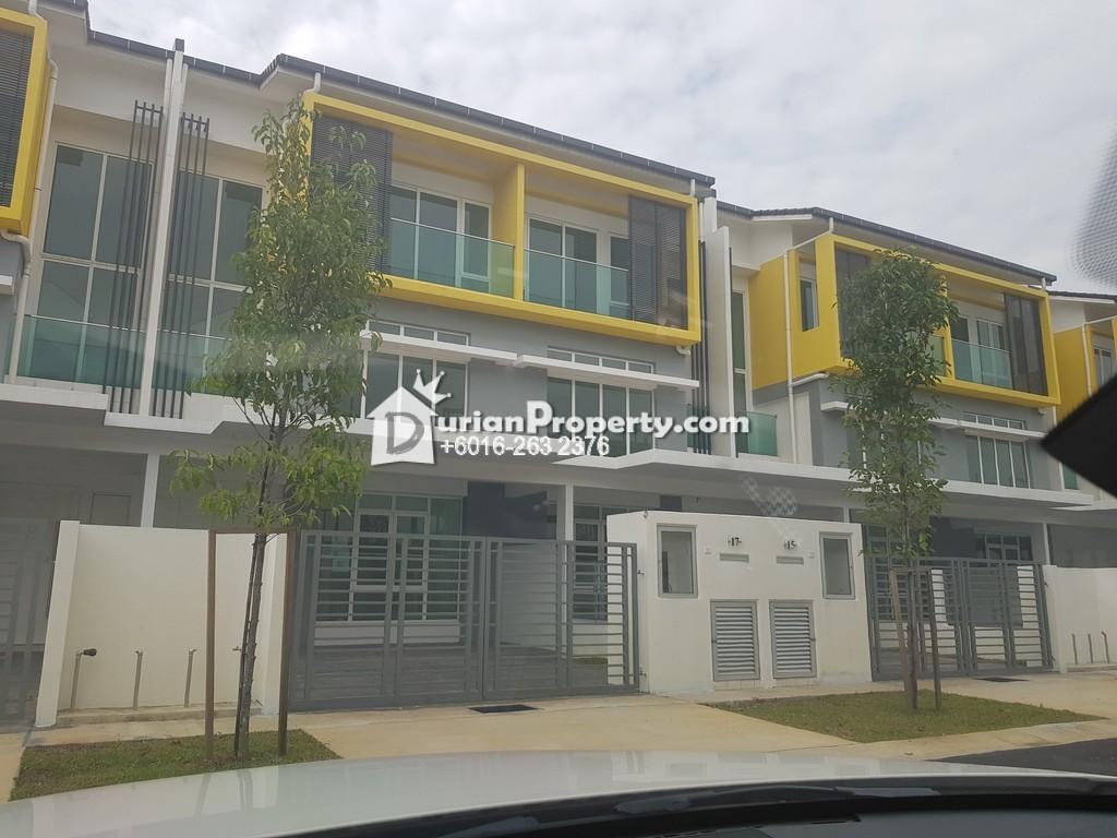 Terrace House For Sale at Taman Nusaputra Timur, Puchong