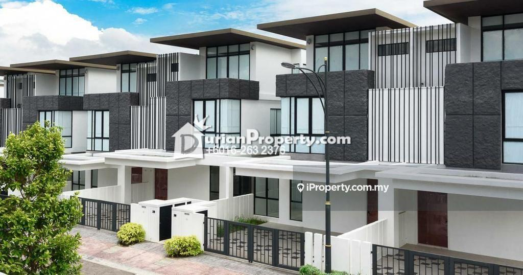 Terrace House For Sale at Taman Putra Perdana, Puchong