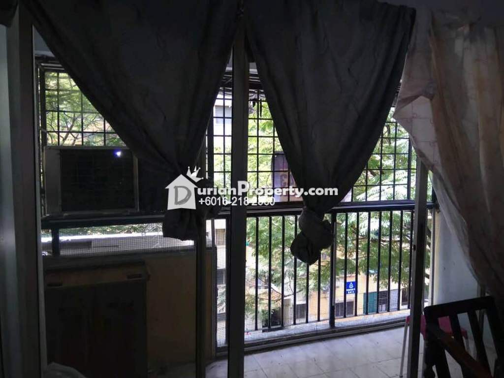 Apartment For Sale at Taman Miharja, Cheras