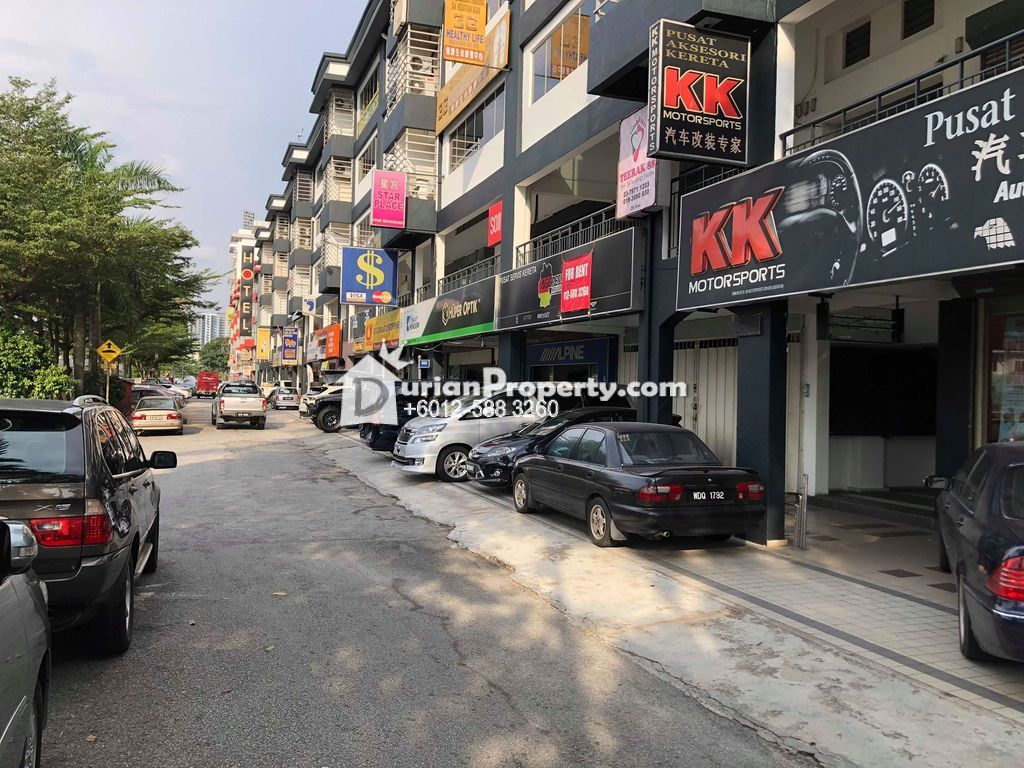 Shop For Rent at Kuchai Entrepreneurs Park, Kuchai Lama