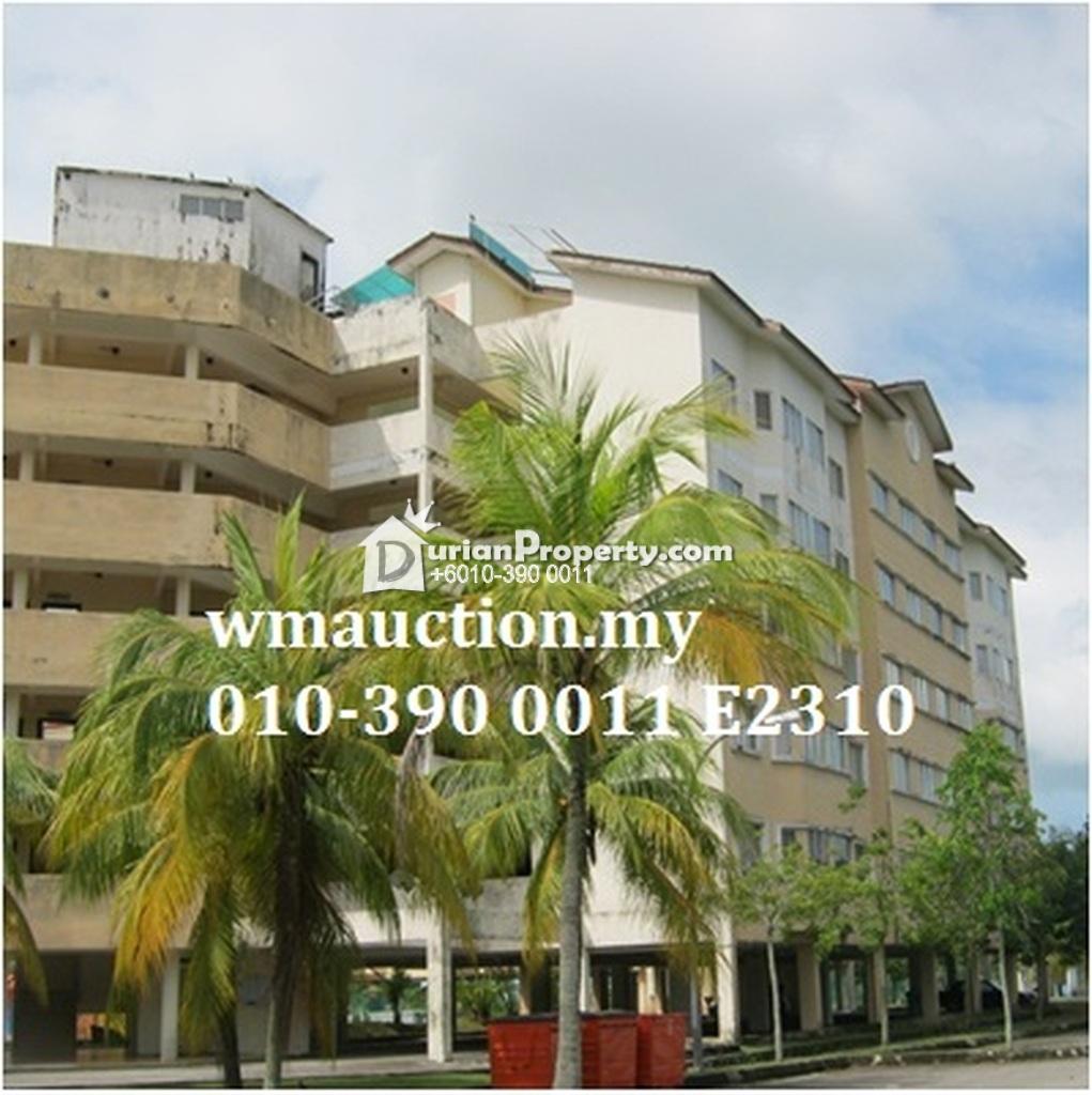 Apartment For Auction at Primaland Port Dickson Resort & Convention Centre ( PRCC), Negeri Sembilan