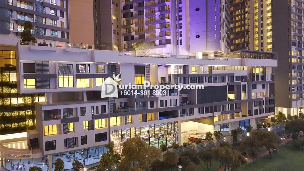 Condo For Sale at Tria Seputeh Condominium, Old Klang Road