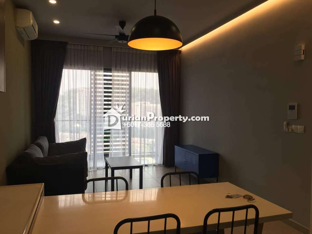 Serviced Residence For Rent at Petalz Residences, Old Klang Road