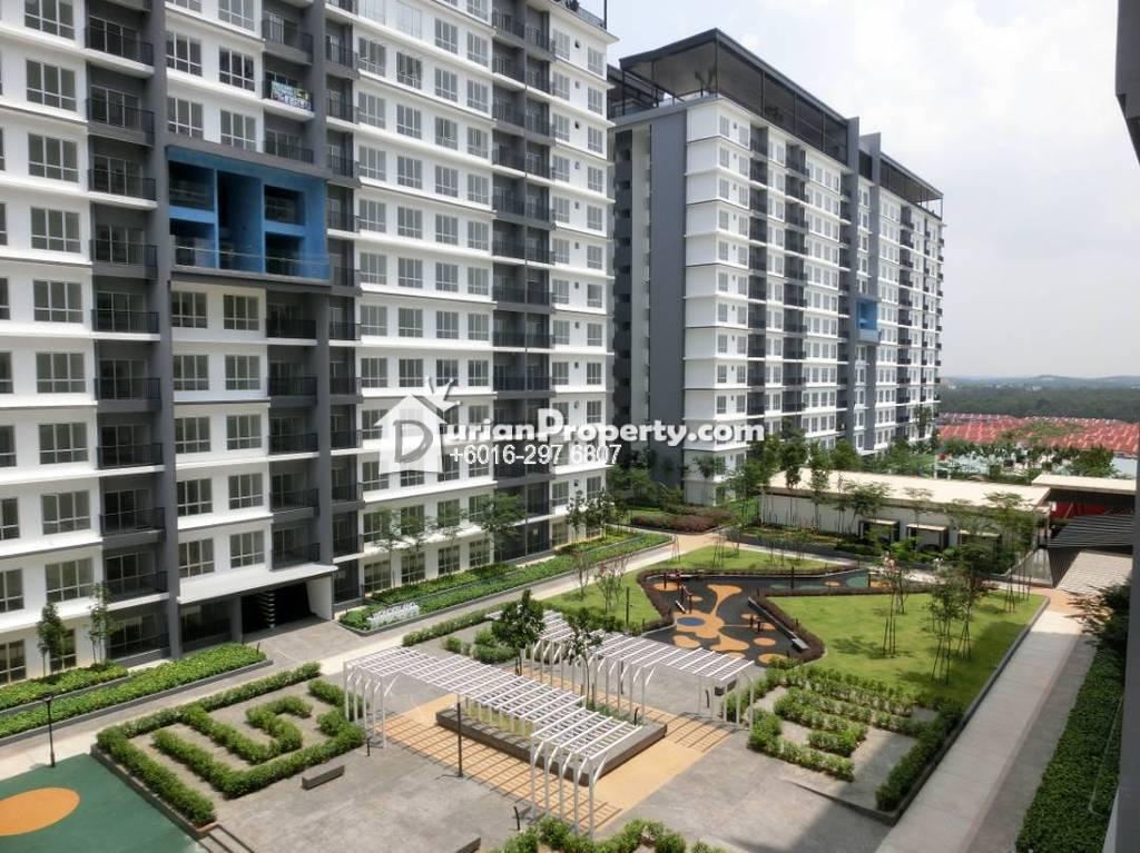 Serviced Residence For Rent at BSP 21, Bandar Saujana Putra