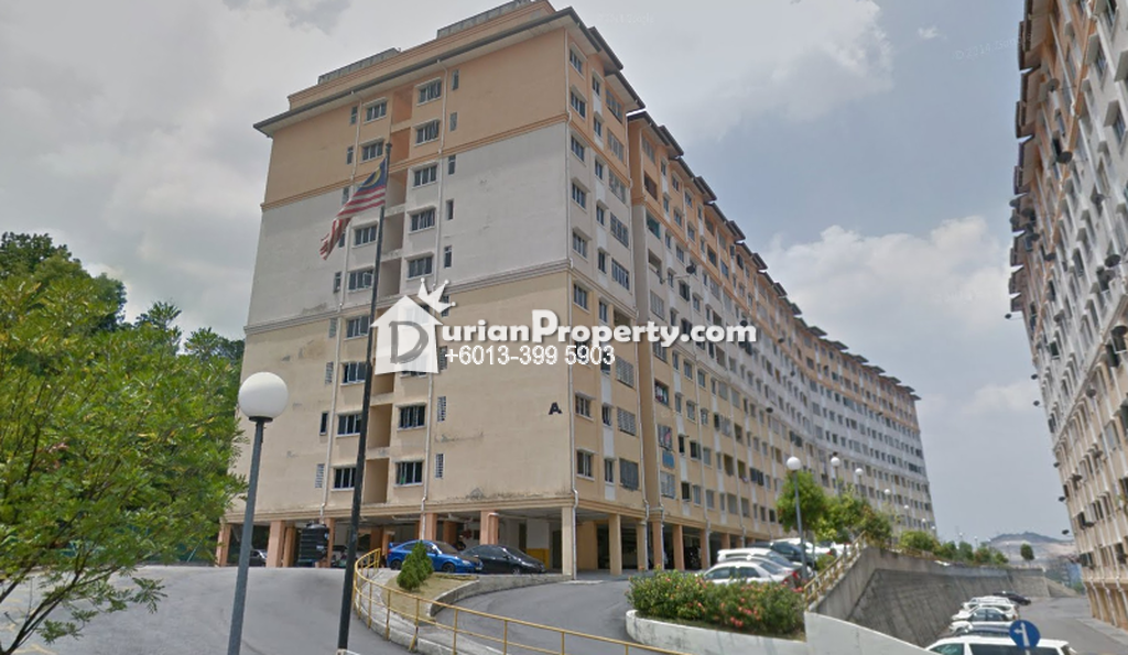 Apartment For Rent at Puncak Baiduri, Cheras South