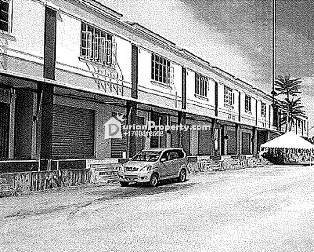 Shop Office For Auction at Kuala Krai, Kelantan