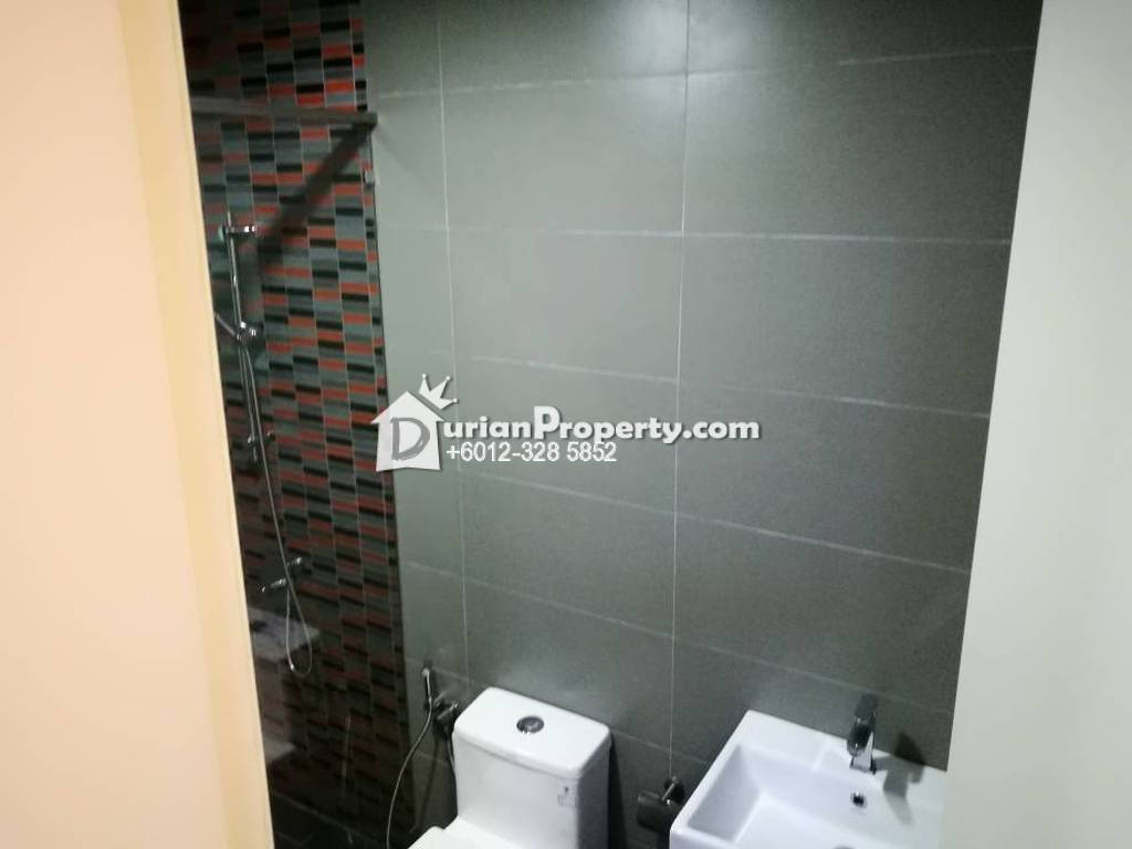 Serviced Residence For Rent at The Leafz, Sungai Besi