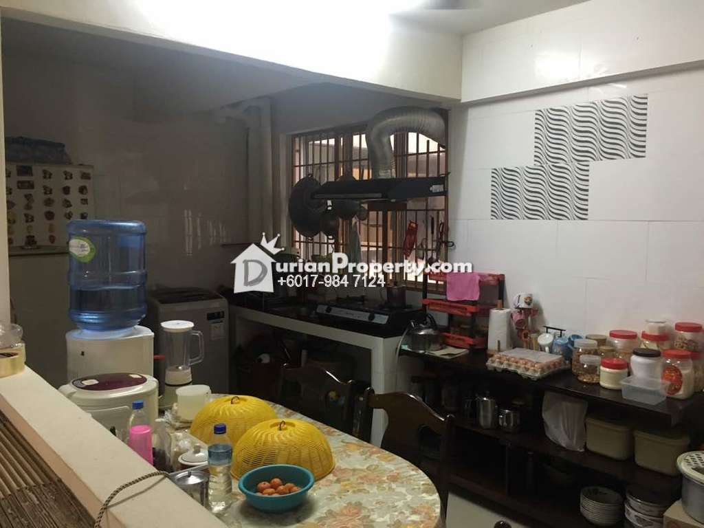 Apartment For Rent at Desa Dua, Kepong
