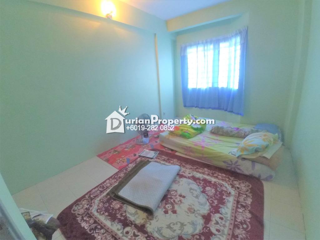 Apartment For Sale at Taman Kajang Perdana, Kajang