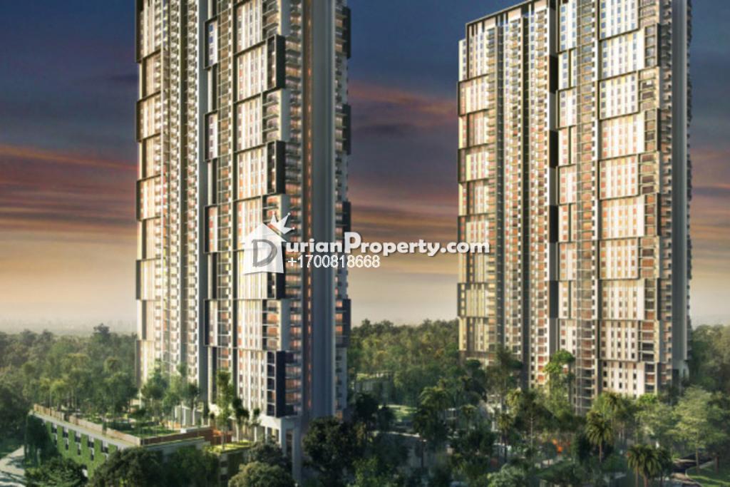 Condo For Auction at Symphony Hills, Cyberjaya