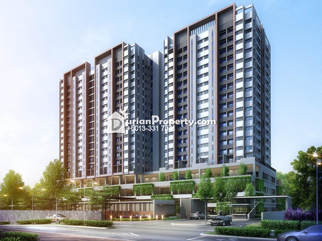 Apartment For Sale at Palm Hill, Bandar Sungai Long