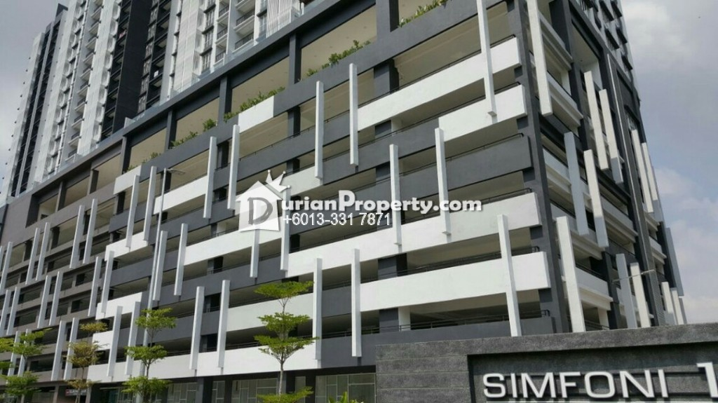 Condo For Sale at Simfoni 1 Condominium, Bandar Teknologi Kajang