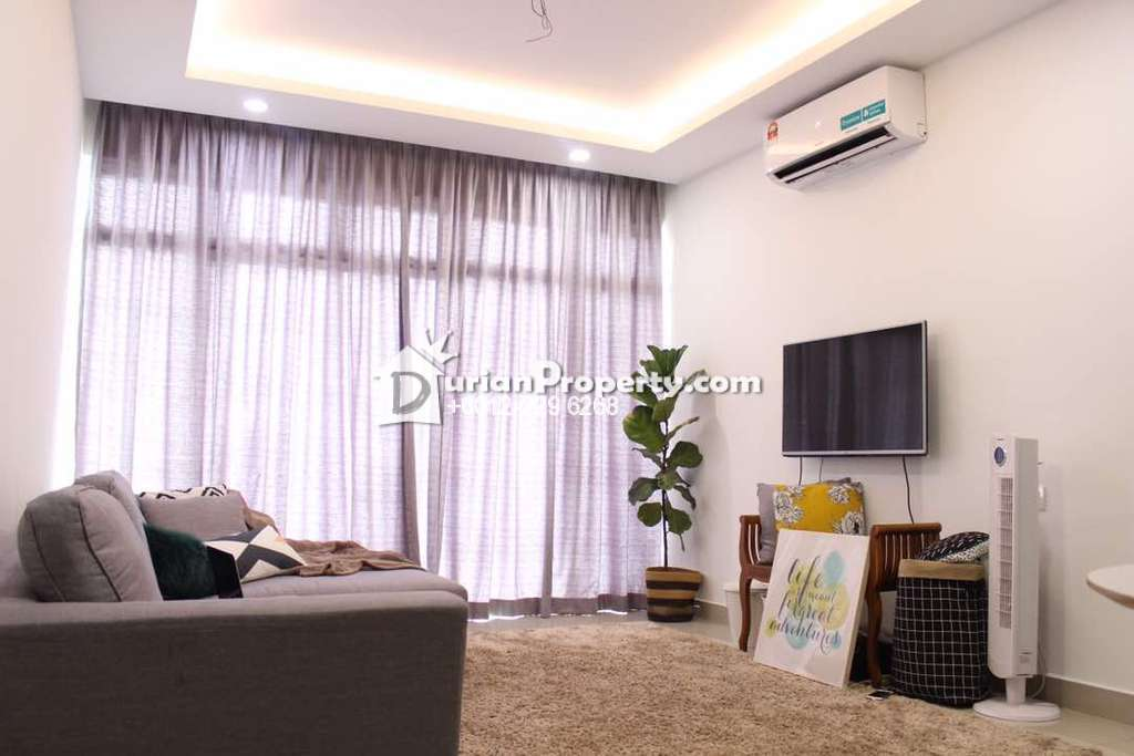 Apartment For Rent at Dwiputra Residences, Precinct 15