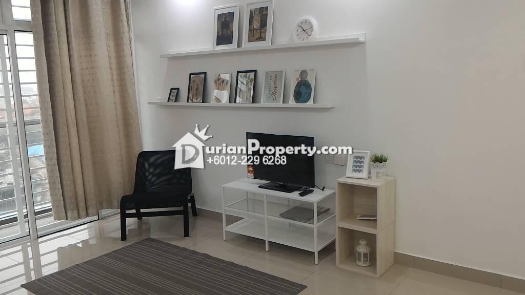 Apartment For Rent at Dwiputra Residences, Precinct 15