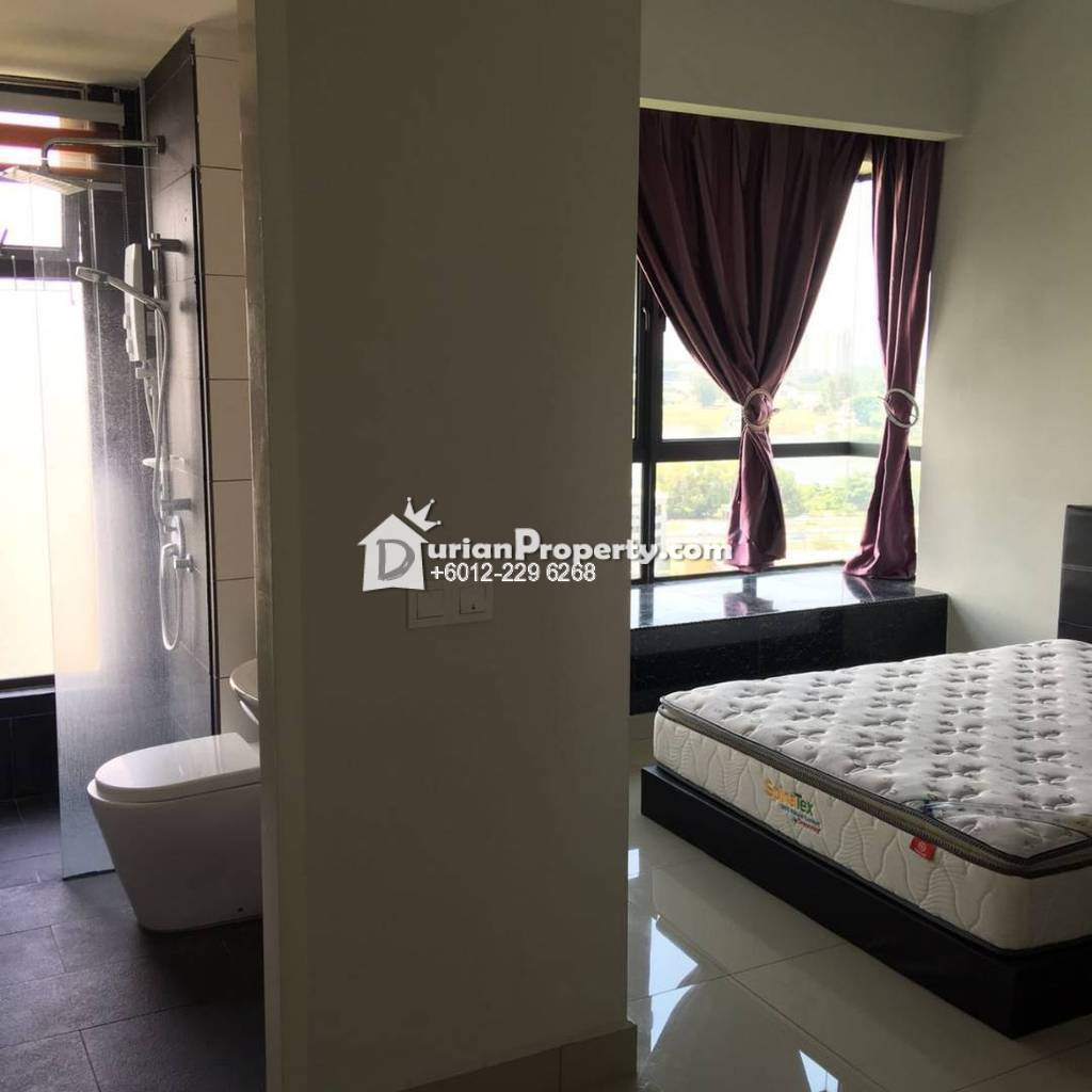 Condo For Rent at Univ 360 Place, Seri Kembangan