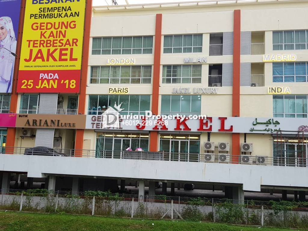 Office For Sale at Ostia Bangi Business Avenue, Bangi