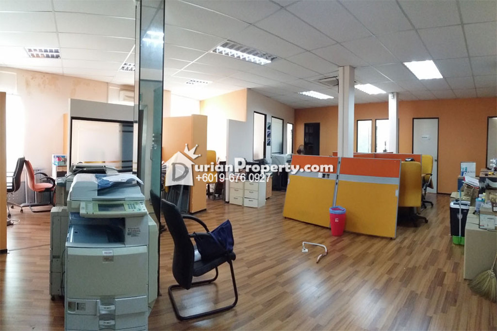 Office For Rent at Section 9, Bandar Baru Bangi