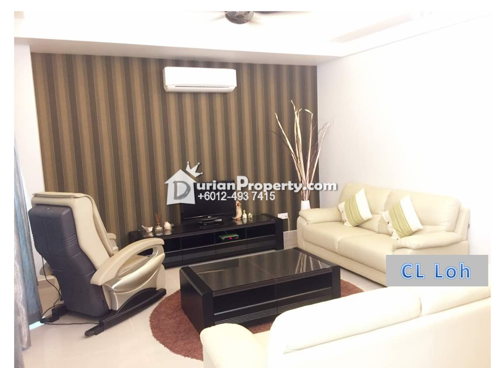 Terrace House For Sale at Beverly Hills, Tanjung Bungah