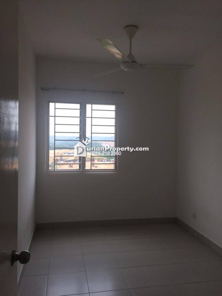 Apartment For Sale at Seri Jati Apartment, Setia Alam