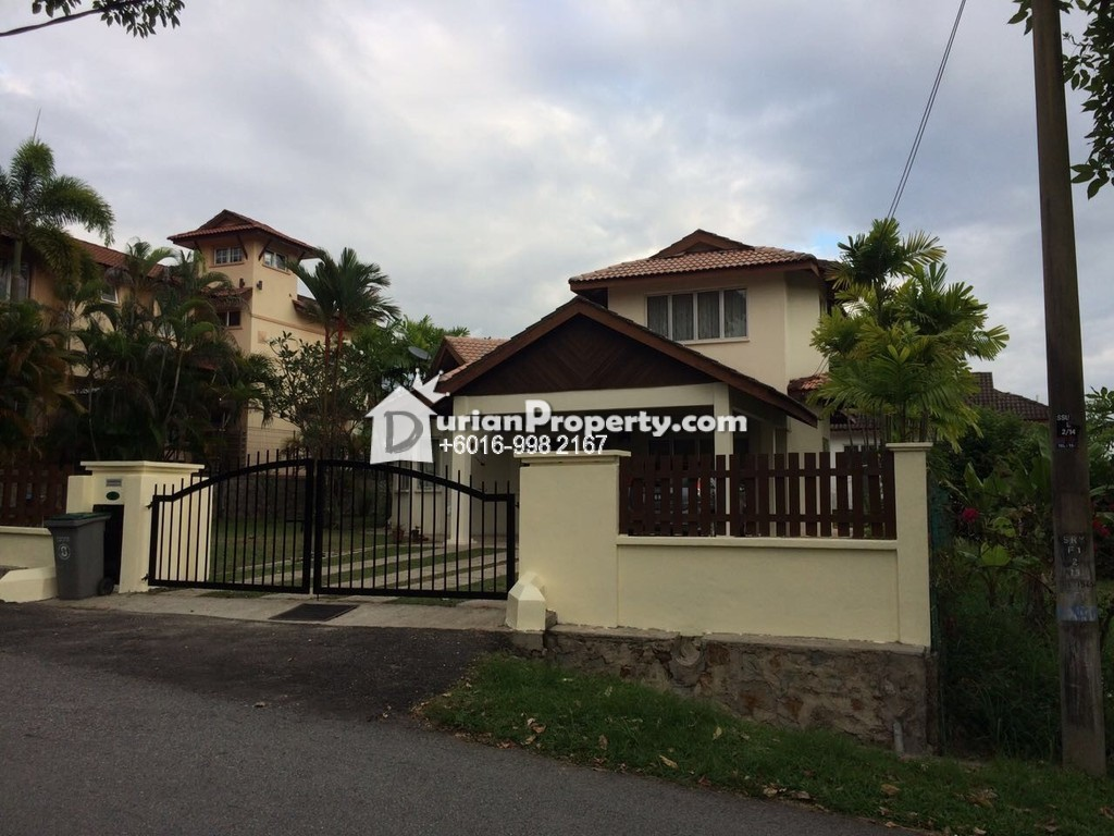 Bungalow House For Rent at Rasah Kemayan, Seremban 2