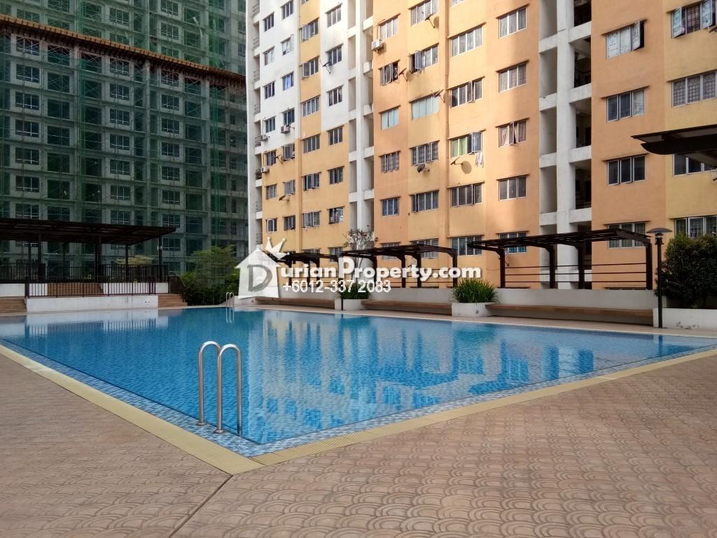 Apartment For Sale at The Palm Garden, Bandar Baru Klang