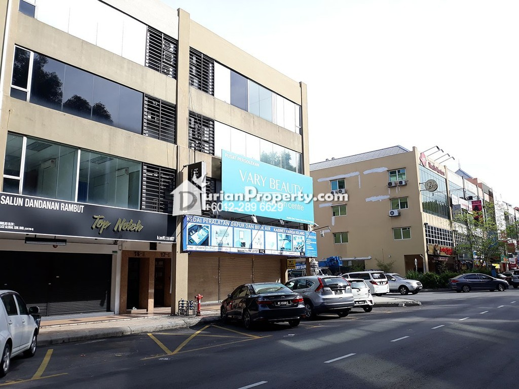 Bandar Puteri Puchong Office For