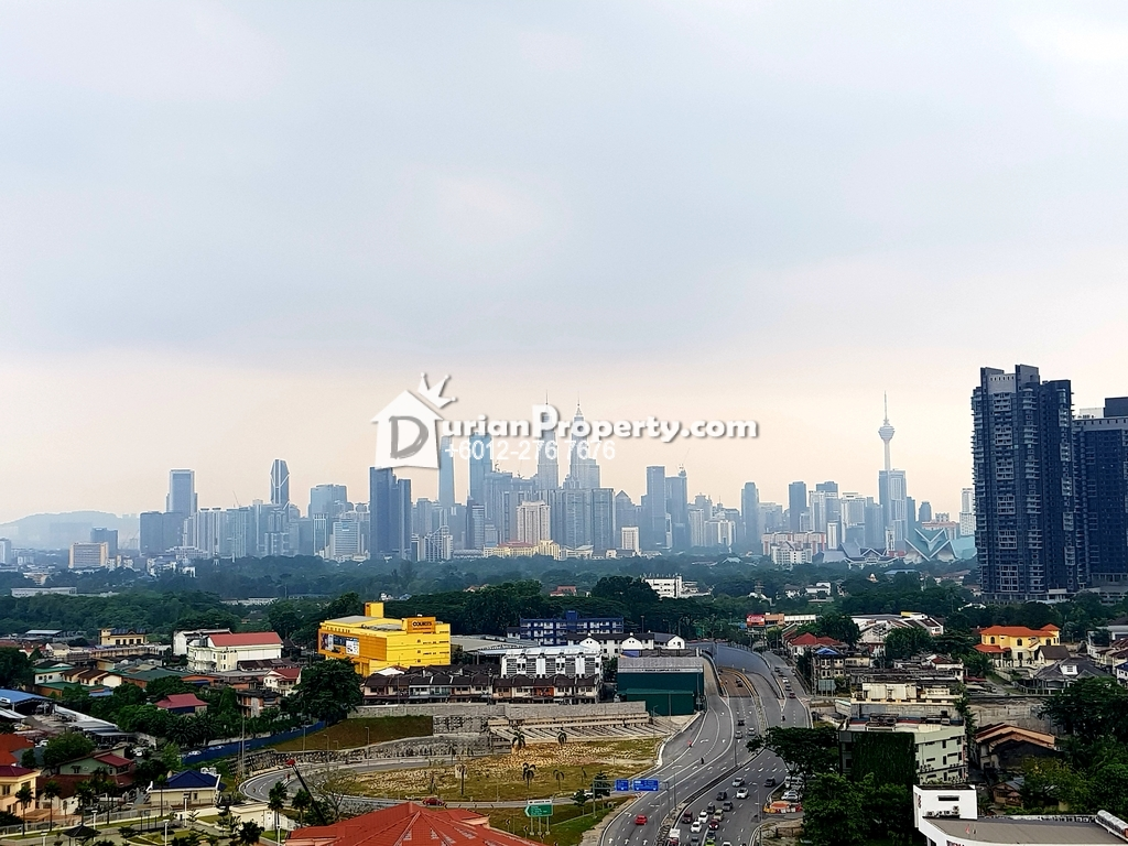 Serviced Residence For Sale at Diamond Regency, Setapak