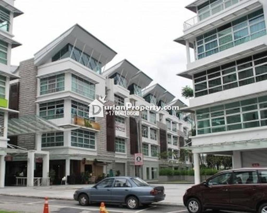 Shop Office For Auction at Laman Seri Business Park, Section 13