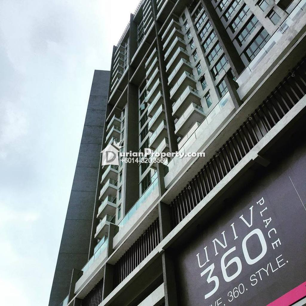 Condo For Sale at Univ 360 Place, Seri Kembangan