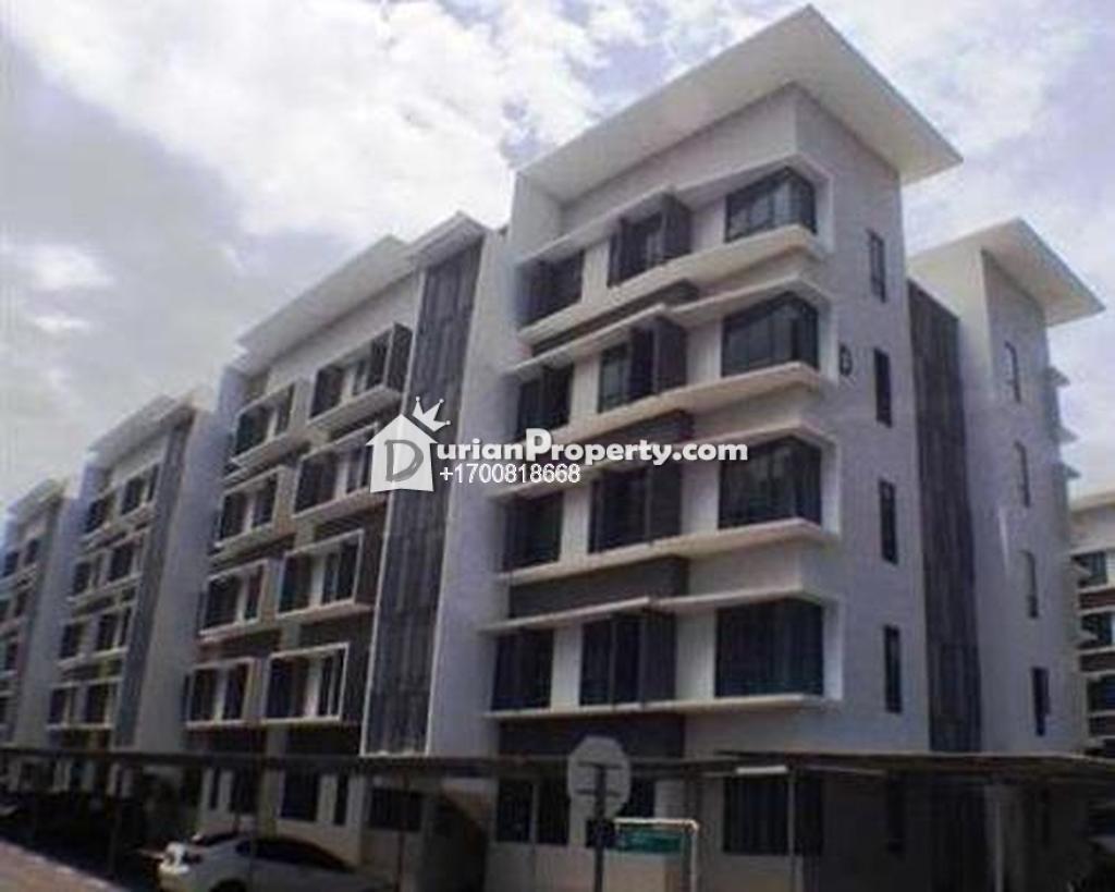 Condo For Auction at University Prime Condominium, Kota Kinabalu