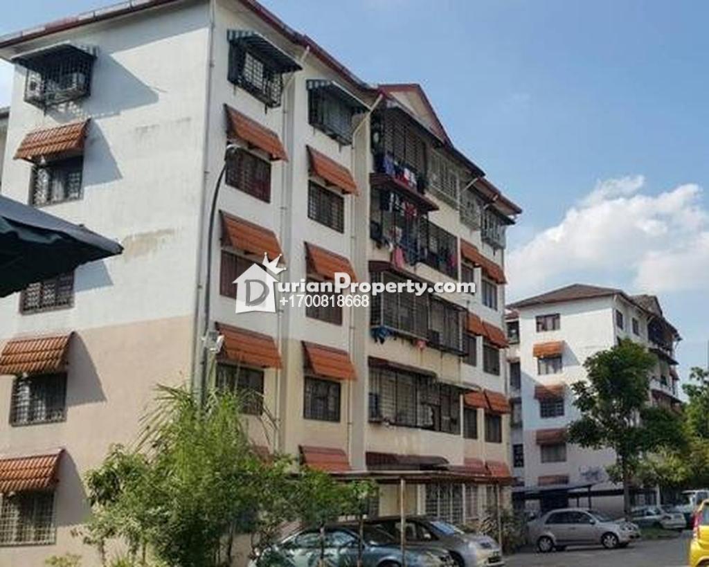 Apartment For Auction at Apartment Serindit, Taman Impian Ehsan
