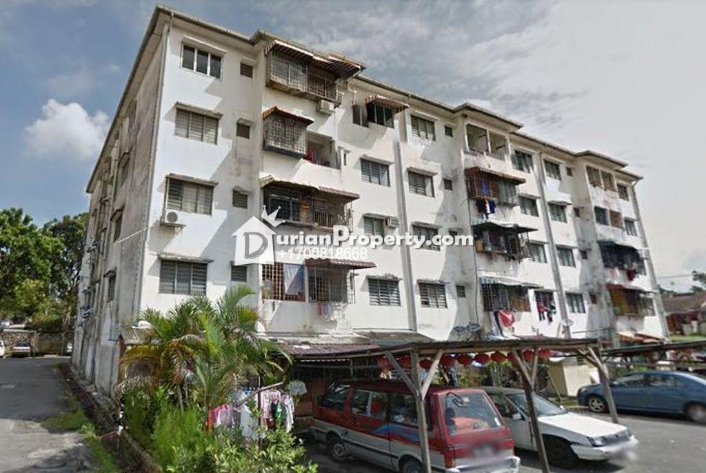 Flat For Auction at Taman Bukit Mewah, Kajang