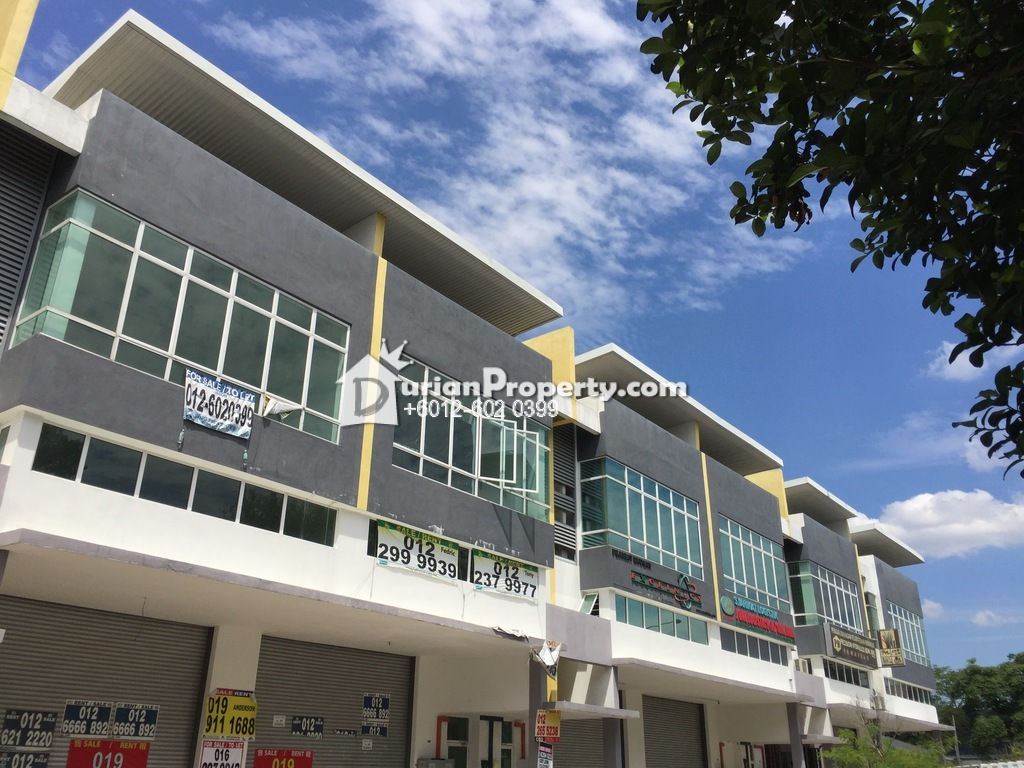 Terrace Factory For Sale at Shah Alam Technology Park, Shah Alam