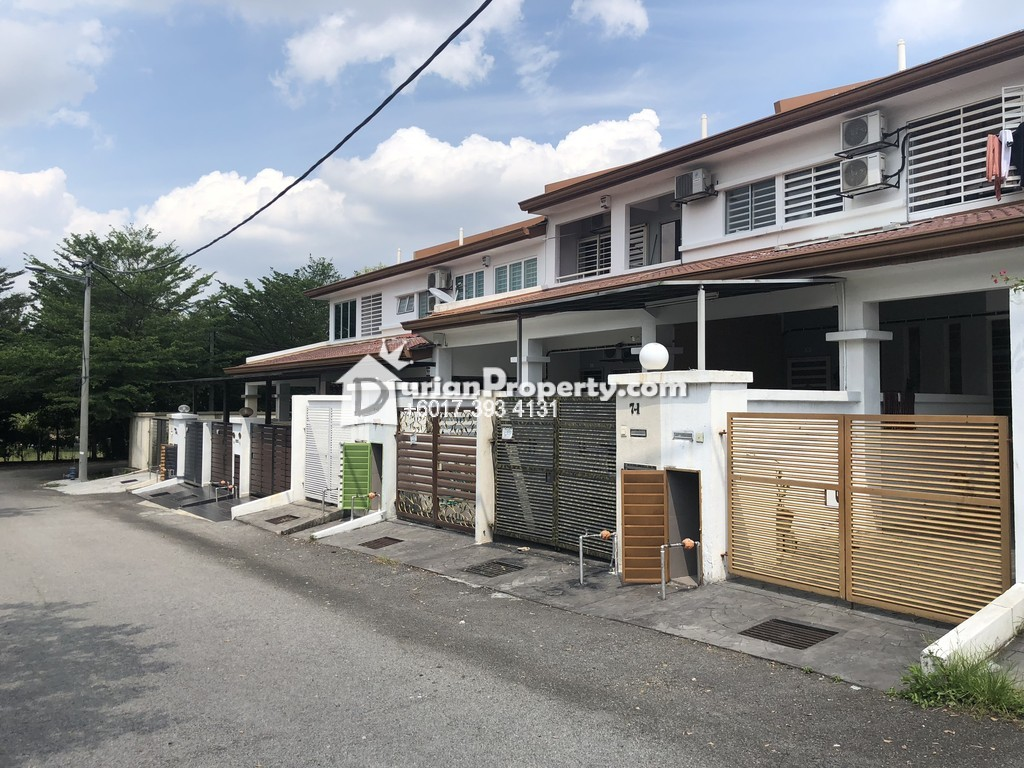 Townhouse For Sale at Bandar Damai Perdana, Cheras