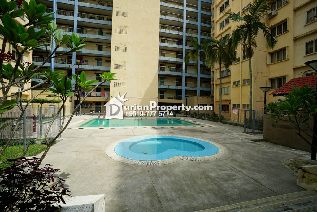 Condo For Sale at Kenaria Condominium, Taman Sri Kenari