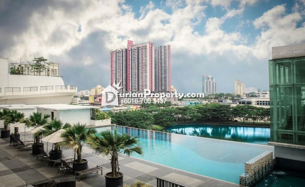 Apartment For Rent at Platinum Lake PV21, Setapak
