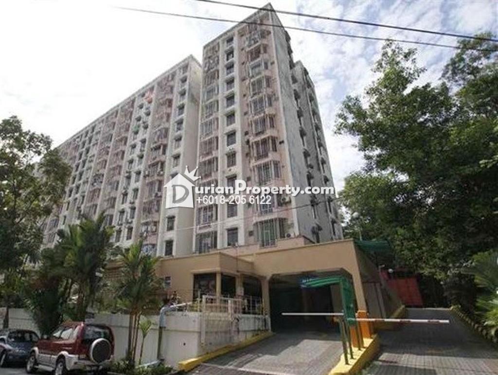 Apartment For Sale at Pangsapuri Nilam, Taman Sri Sinar