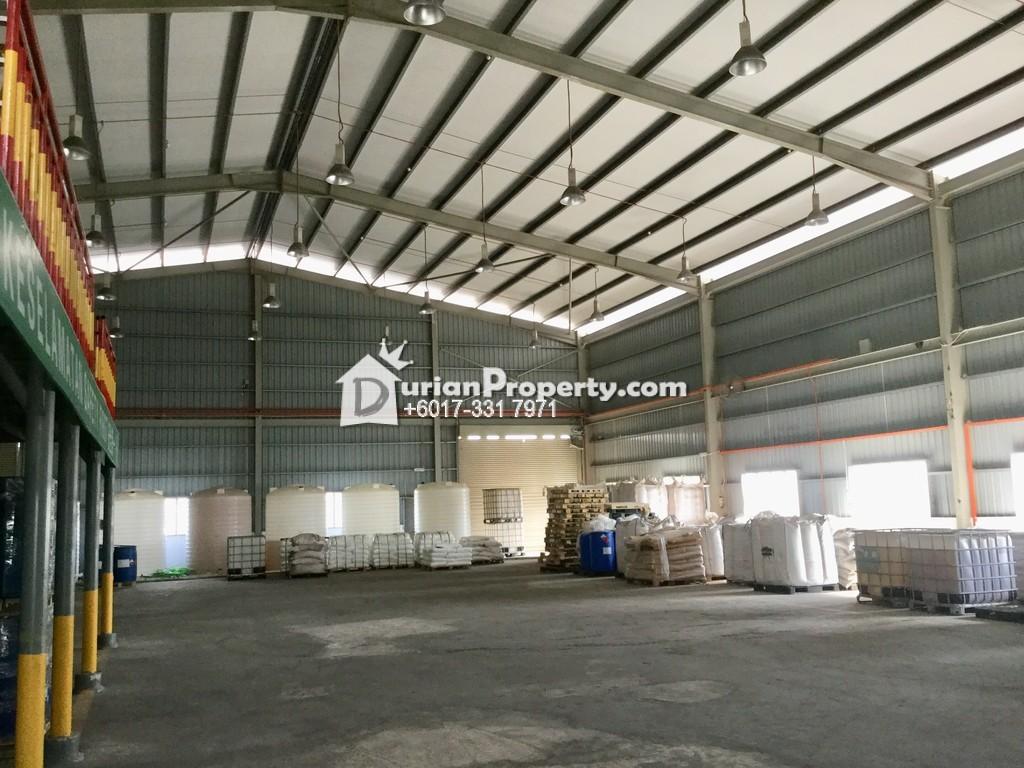 Industrial Land For Sale at Mahkota Industrial Park, Semenyih